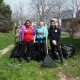 HOCN Success Story, Volunteers at the Niagara St Clean-Up